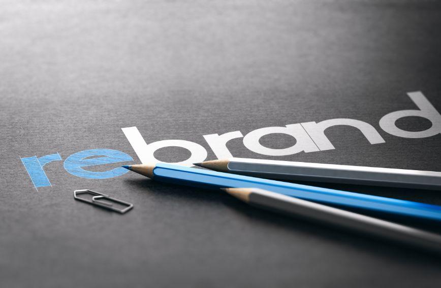 rebranding service